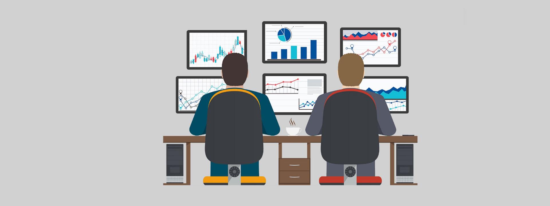 توانایی و علاقه مندی ما در حوزه فناوری اطلاعات